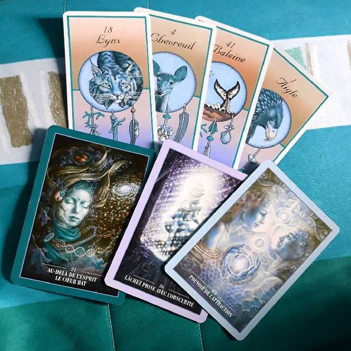 tarot intuition